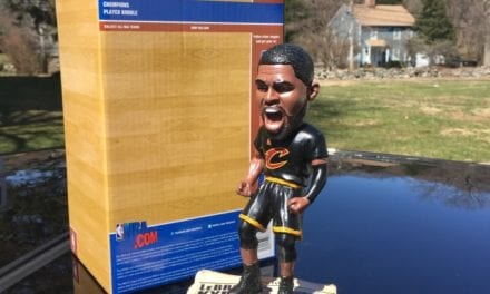 "Bobble of the Day ""Kyrie Irving"""