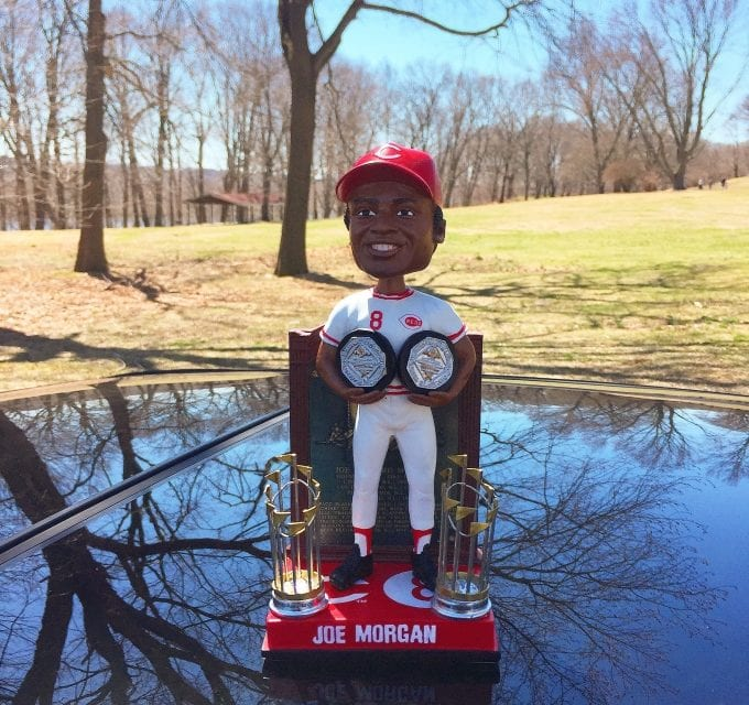 "Bobble of the Day ""Joe Morgan"""