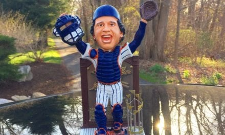 "Bobble of the Day ""Gary Carter"""