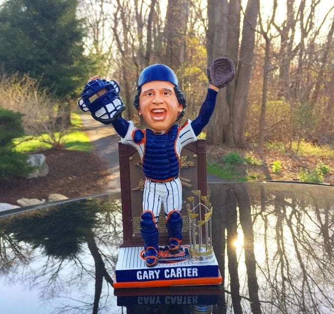 """Bobble of the Day """"Gary Carter"""""""