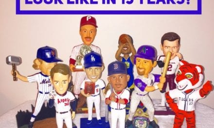 What will the state of bobbleheads look like in 15 years?