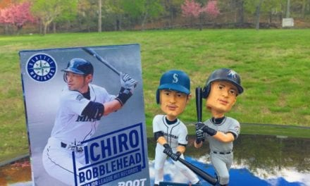 """Bobble of the Day """" Ichiro Suzuki"""""""