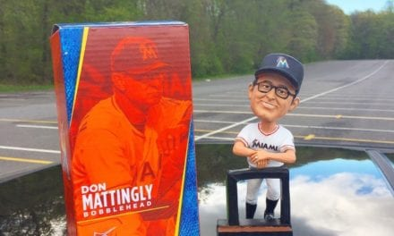 "Bobble of the Day ""Don Mattingly"""