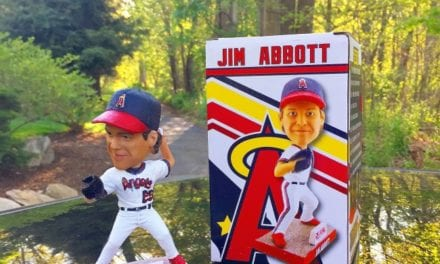 "Bobble of the Day ""Jim Abbott"""