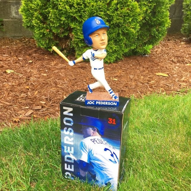 "Bobble of the Day ""Joc Pederson"""