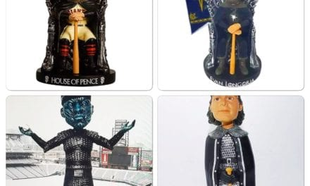 New wave of bobbleheads…Game Of Thrones