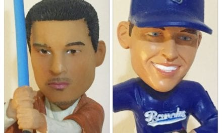 Would you rather have your bobbleheads not smile?