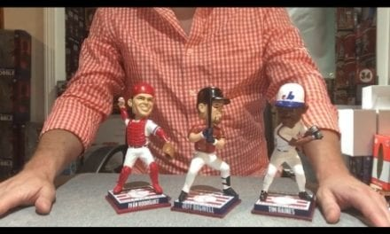 Bobble Sniper Youtube Episode #29 2017 Hall of Fame Class Bobbleheads