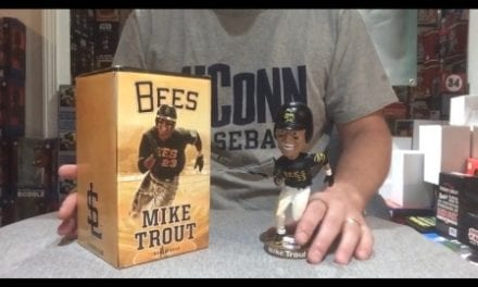 Bobble Sniper Youtube Episode #32 The Holy Grail of Mike Trout Bobbleheads