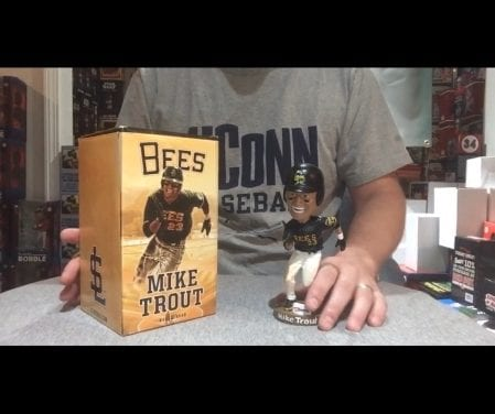 4d1b7195edbfd Bobble Sniper Youtube Episode  32 The Holy Grail of Mike Trout Bobbleheads