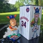 """Bobble of the Day """"Noah Syndergaard"""" Caricature Bobblehead"""