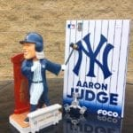"""Bobble of the Day """"Aaron Judge"""" All Rise Judgement Day Bobblehead"""