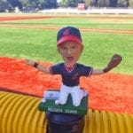 "Bobble of the Day ""Roger Dorn"" Major League Bobblehead"