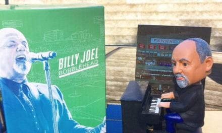 "Bobble of the Day ""Billy Joel"" Fenway Park"