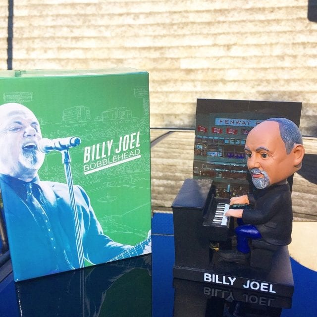 """Bobble of the Day """"Billy Joel"""" Fenway Park"""