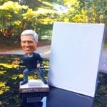 "Bobble of the Day ""Enrico Palazzo"" Naked Gun Bobblehead"