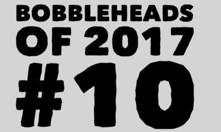#10 of the top 10 SGA Bobbleheads of 2017