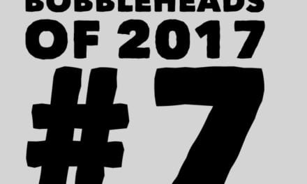 #7 of the top 10 SGA bobbleheads of 2017