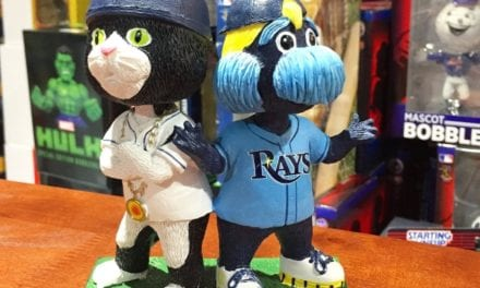 I don't understand the Tampa Bay Rays Mascots