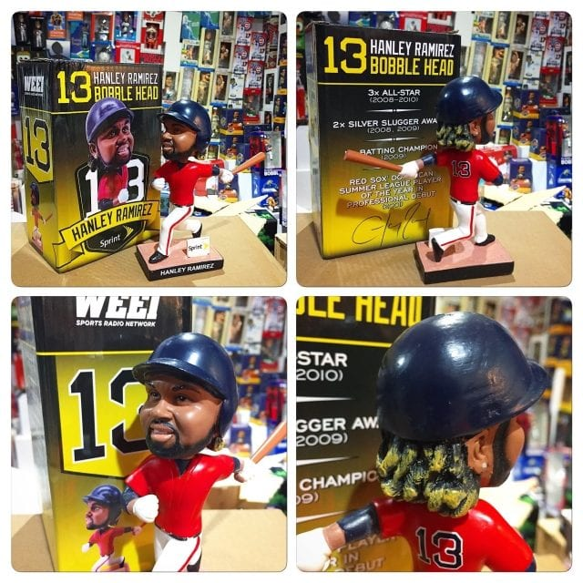 "Bobble of the Day ""Hanley Ramirez"" Special Promo ""Sprint"""
