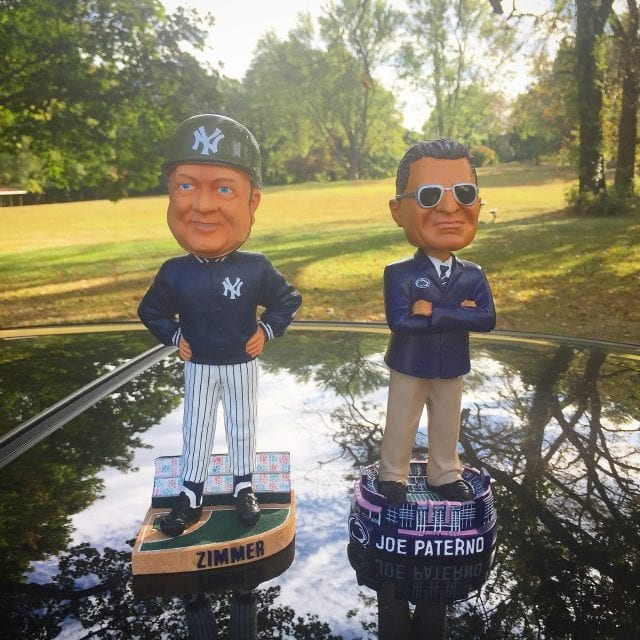 Does a bobblehead increase in value if a player or coach dies?