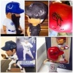 Does a signature from a player increase the value of your bobblehead?