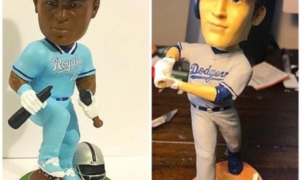 Are custom bobbleheads the new big thing?