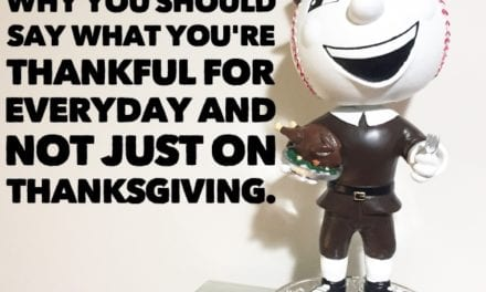 Why you should say what your thankful for everyday and not just on Thanksgiving