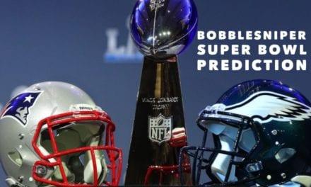 Bobble Sniper Super Bowl 52 Prediction