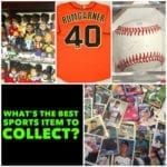 Are bobbleheads the best thing to collect as far as sports memorabilia?