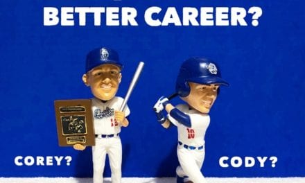 Who will have the better career? Corey Seager or Cody Bellinger?