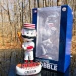 "Bobble of the Day ""Mr. Redlegs"" Baller Series Bobblehead"