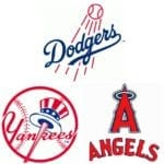 If the Dodgers, Yankees and Angels had a mascot, what would it be?