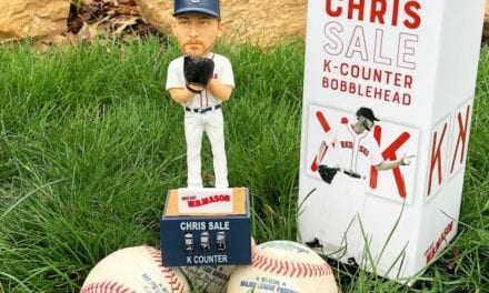 "Bobble of the Day ""Chris Sale"" K Counter Bobblehead"