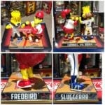 "Bobble of the Day ""Sluggerrr vs. Fredbird"" Show-Me Series Rival Bobblehead"