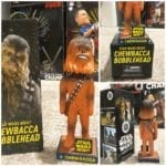 "Bobble of the Day ""Chewbacca"" Star Wars Night Seattle Mariners"
