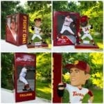 "Bobble of the Day ""Barry Zito"" USC Trojans SGA Bobblehead"