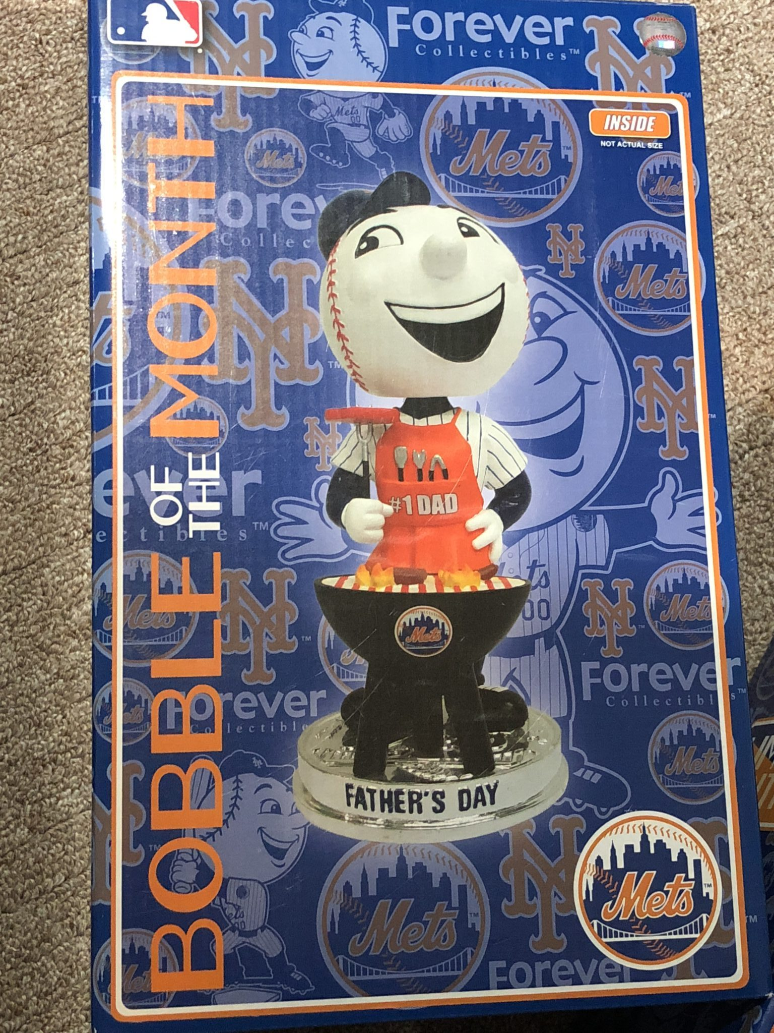 Father's Day Mr. Met