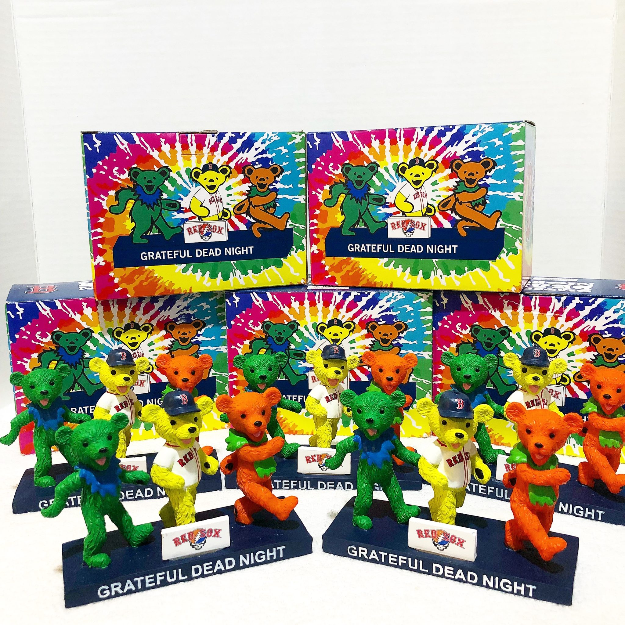 Grateful Dead Dancing Bears