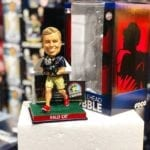 """Bobble of the Day """"Lucas Hackmann"""" Rally Cat Exclusive Bobblehead"""