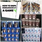 How to Snipe Bobbleheads at a Game