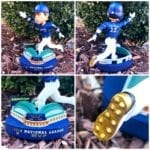 """Bobble of the Day """"Christian Yelich"""" Milwaukee Brewers 2018 MVP Bobblehead"""