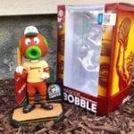 """Bobble of the Day """"Miami Maniac"""" Miami Hurricanes Exclusive Bobblehead"""