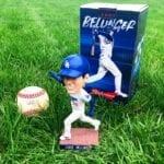 "Bobble of the Day ""Cody Bellinger"" LA Dodgers SGA Bobblehead"