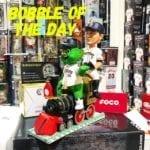 "Bobble of the Day ""Alex Bregman/Orbit Houston"" Astros Duel Bobblehead"
