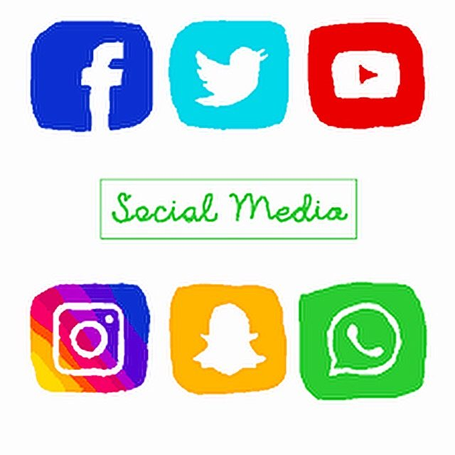 If you're not on all social media platforms you are at a big disadvantage.
