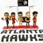 Bobble of the Day Atlanta Hawks Series Special Ticket Bobbleheads