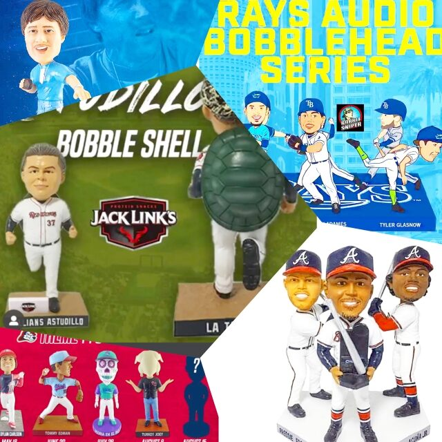 What you should now be doing to prepare for the 2020 Bobblehead season