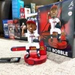 Bobble of the Day Ronald Acuna Jr. Riding Tomahawk Bobblehead