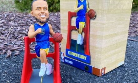"Bobble of the Day Stephen Curry ""Special Edition"" Bobblehead"
